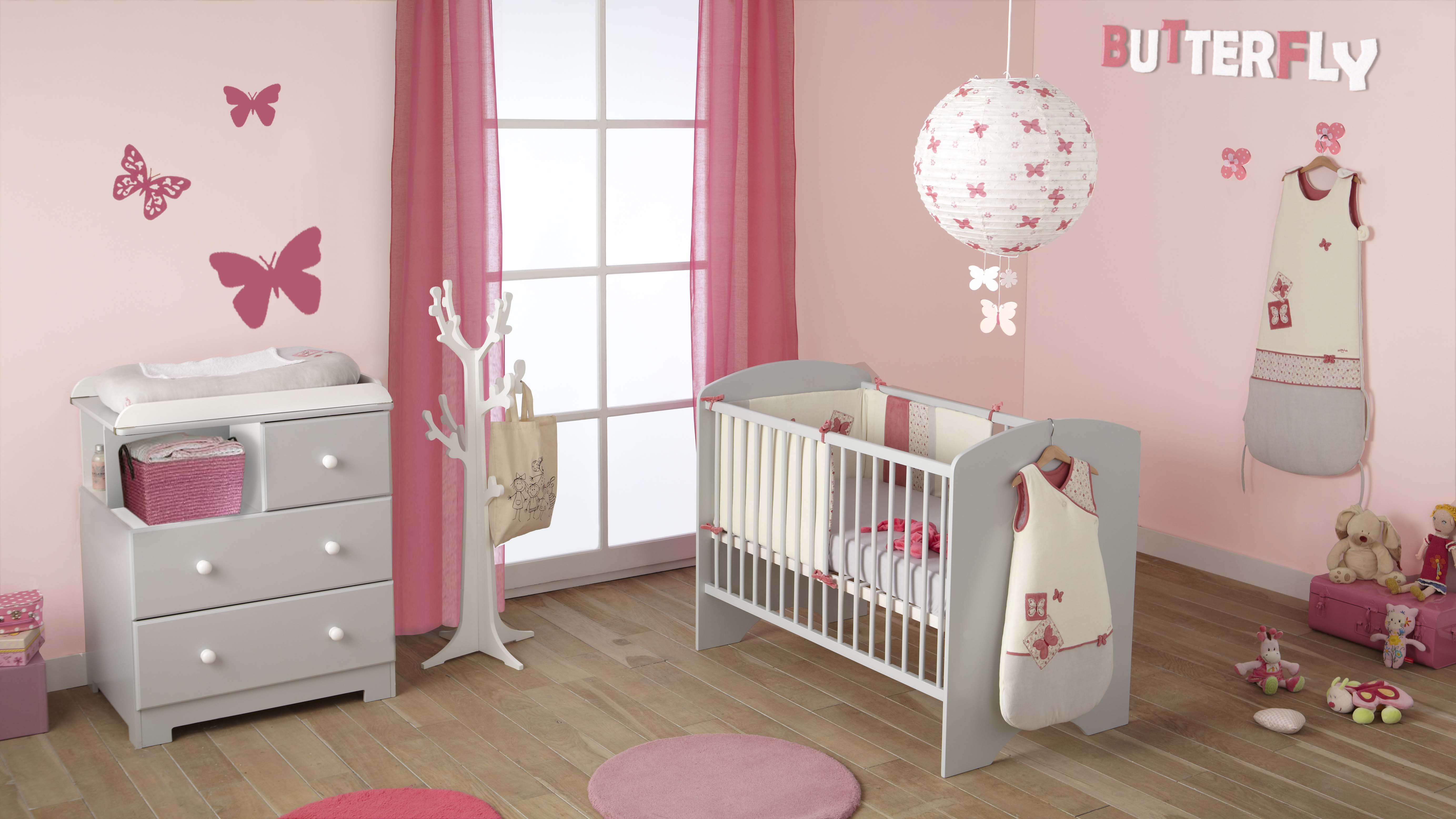 Comment pr parer une belle chambre pour son b b for Photo de chambre de bebe fille