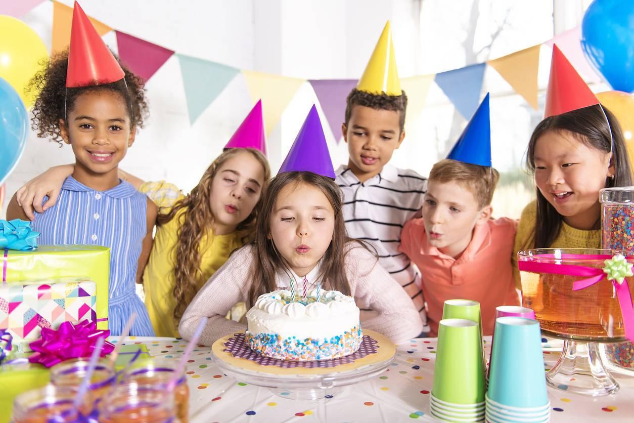 anniversaire enfant décoration