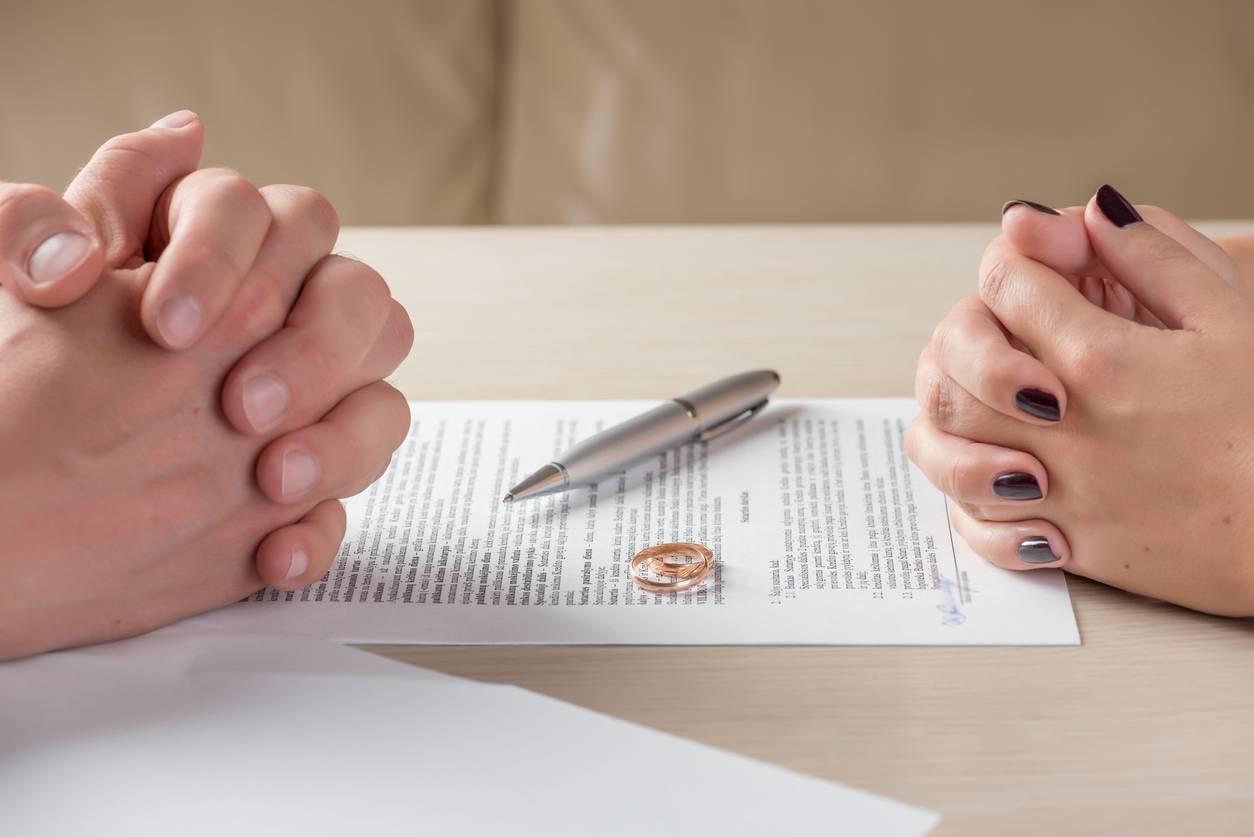 un avocat pour divorce à l'amiable