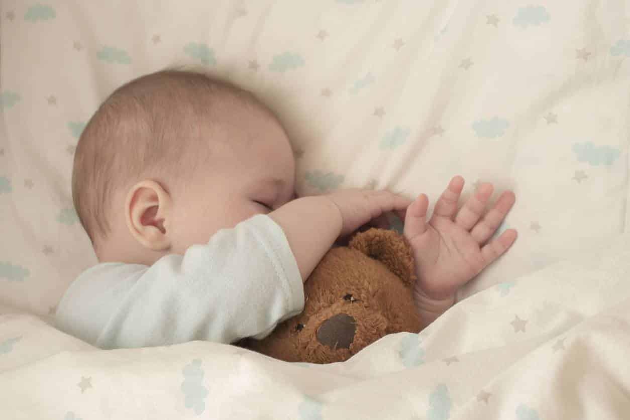 doudou bébé cadeau de naissance personnalisé