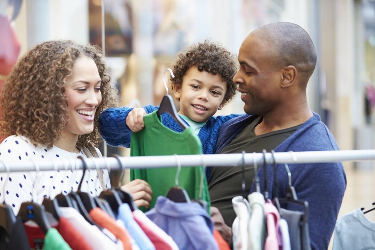 Choisir les vêtements qui plaisent à votre enfant